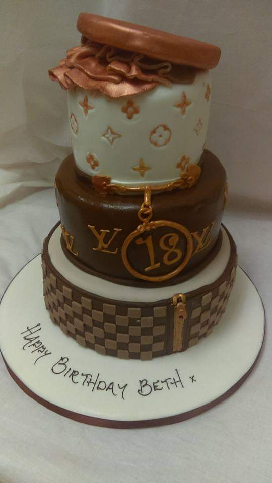 Enjoyable 18Th Birthday Cake Bespoke Birthday Cakes Book Now 01702 311839 Personalised Birthday Cards Veneteletsinfo