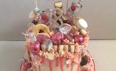Terrific Home Bespoke Cakes Book Now 01702 311839 Funny Birthday Cards Online Alyptdamsfinfo