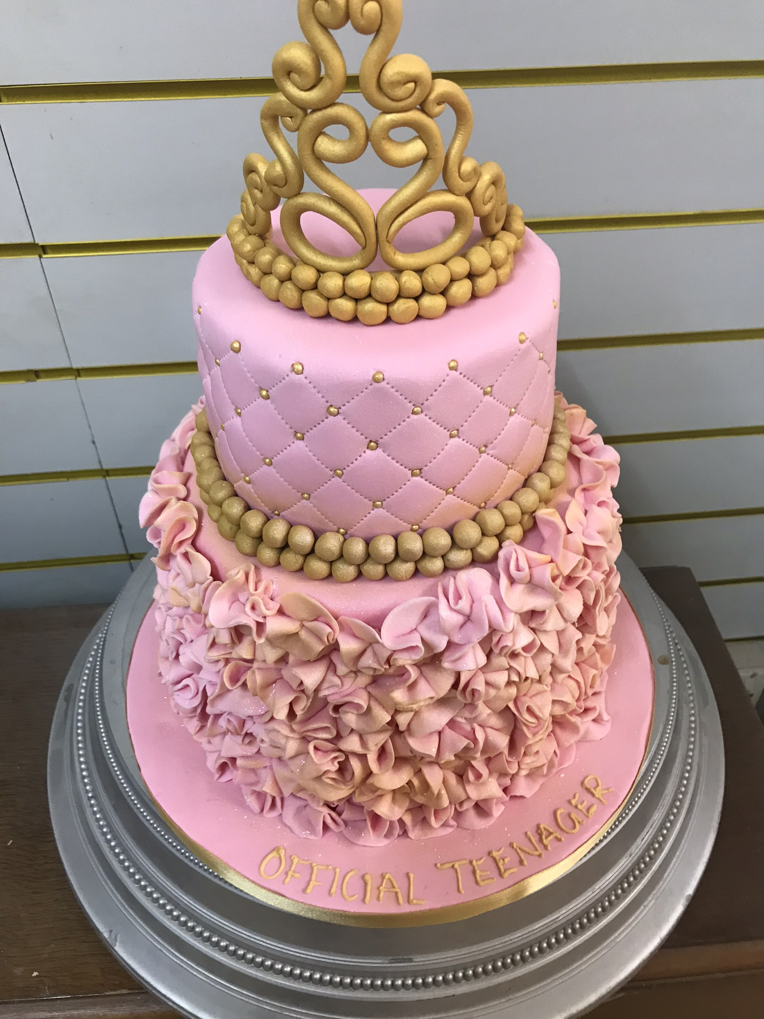 Birthday Cake Makers